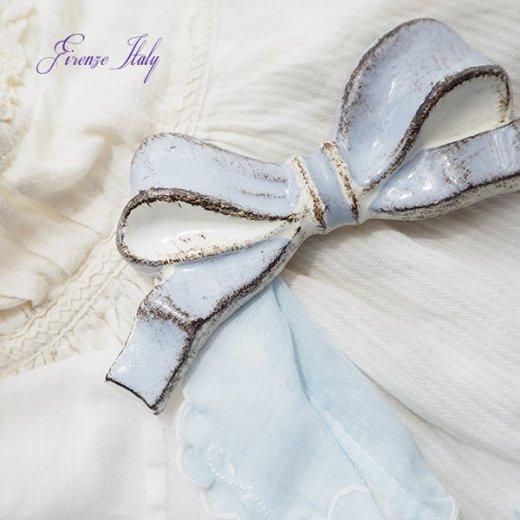 SOLDI ソルディ イタリア フィレンツェ リボン【chalk blue】【画像2】