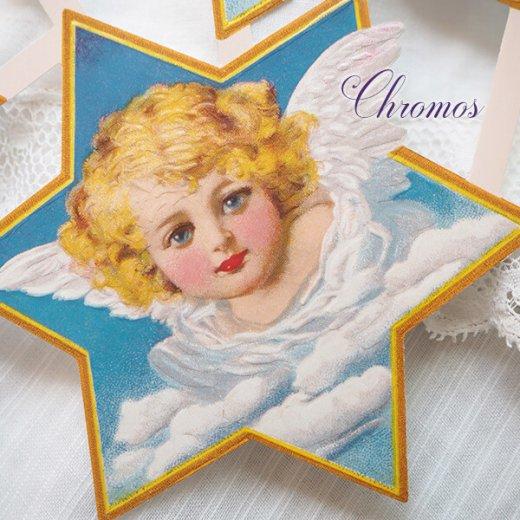 ドイツ クロモス【M】星と天使【画像4】