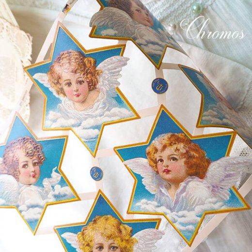 ドイツ クロモス【M】星と天使【画像5】
