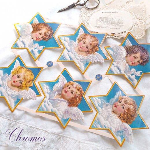 ドイツ クロモス【M】星と天使【画像6】