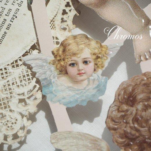 ドイツ クロモス【M】雲と天使【画像4】