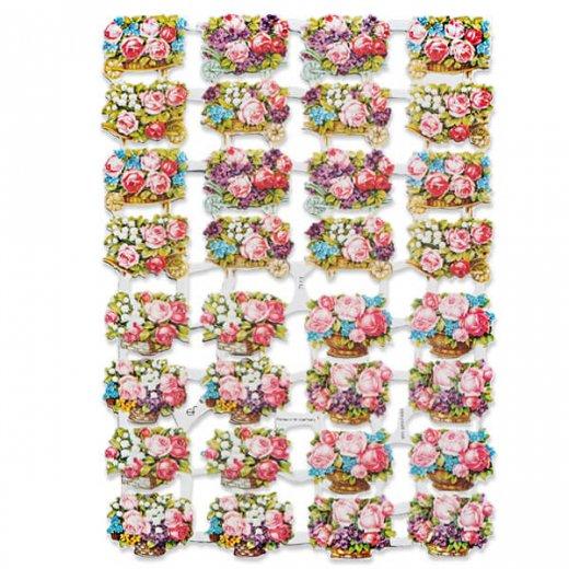 ドイツ クロモス【M】花とカート