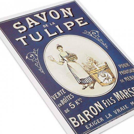 フレンチポストカード (savon de la tulipe)【画像4】