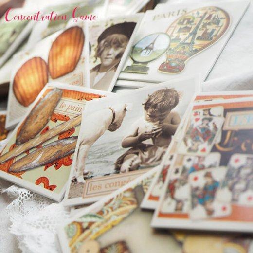フランス 記憶力 カードゲーム メモワール【made in france】  Editions Mirontaine エディション ミロンテーン社【画像8】