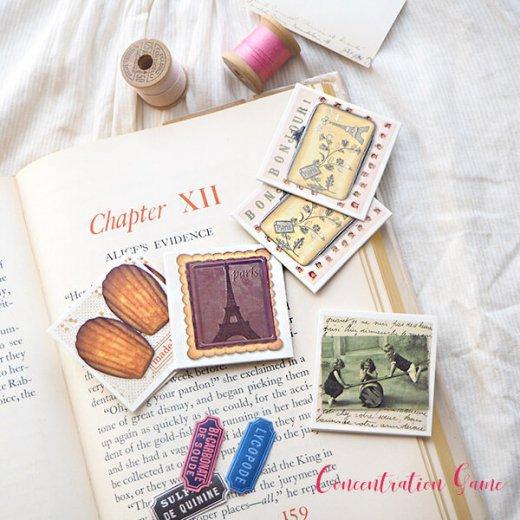 フランス 記憶力 カードゲーム メモワール【made in france】【画像9】