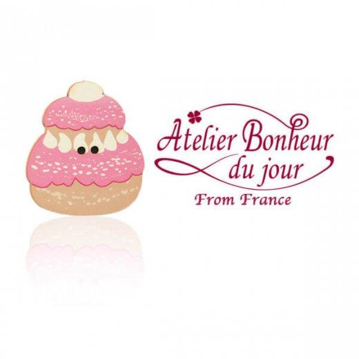 フランス輸入ボタン アトリエ・ボヌール・ドゥ・ジュール【ルリジューズ・ベリー】