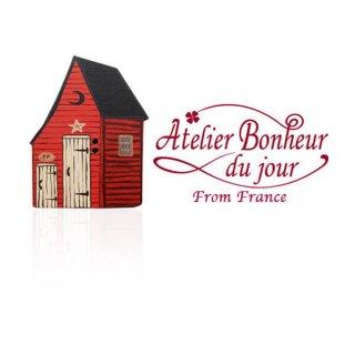 フランス輸入ボタン アトリエ・ボヌール・ドゥ・ジュール【ファーム 】