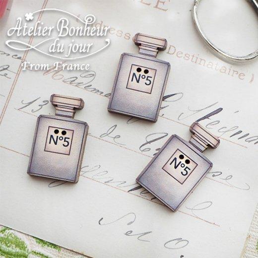 フランス輸入ボタン アトリエ・ボヌール・ドゥ・ジュール【perfume B】【画像3】