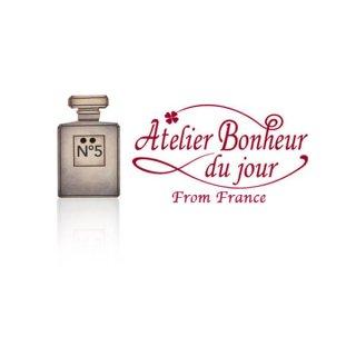 フランス輸入ボタン アトリエ・ボヌール・ドゥ・ジュール【perfume B】