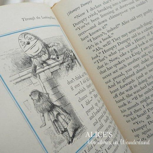 【送料無料】イギリス 1941年 アンティーク本 不思議の国のアリス 童話 Adventure in Wonderland【画像5】