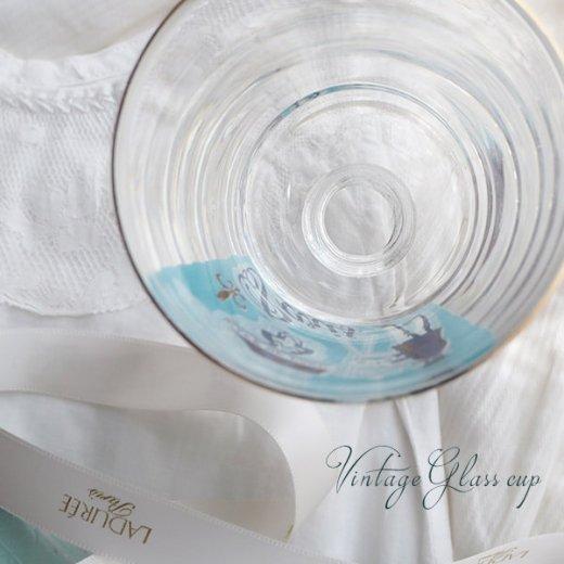 フランス アンティーク グラス カフェ・ド・パリ【画像4】