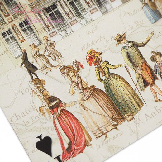 フランス 封筒付きポストカード 【ベルサイユ宮殿】 エディション ミロンテーン Editions Mirontaine【画像2】