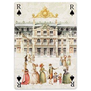 ビクトリアン フランス 封筒付きポストカード 【ベルサイユ宮殿】 エディション ミロンテーン Editions Mirontaine
