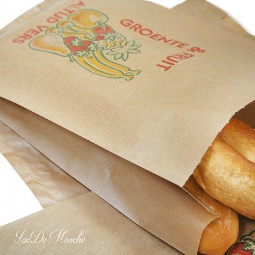 マルシェ袋 オランダ 海外市場の紙袋