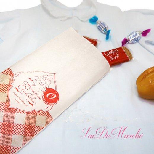 マルシェ袋 オランダ 海外市場の紙袋 (オリーボーレン)5枚セット【画像6】