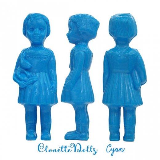 フランス クロネットドール clonette dolls【Cyan】【画像2】