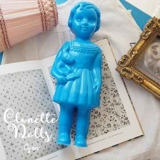フランス クロネットドール clonette dolls【Cyan】【画像3】