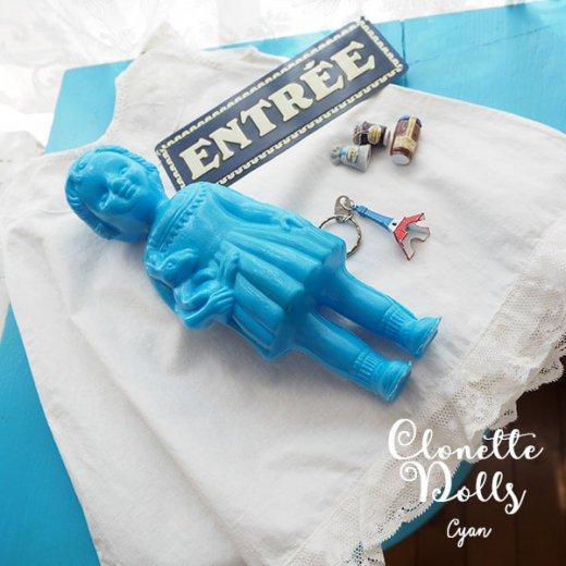 フランス クロネットドール clonette dolls【Cyan】【画像5】