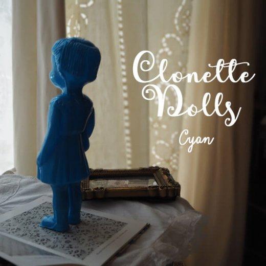 フランス クロネットドール clonette dolls【Cyan】【画像7】