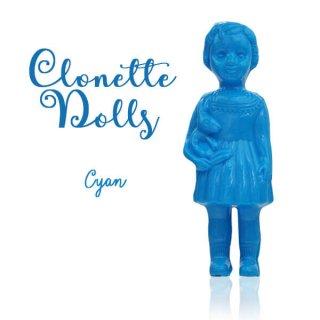イースター 復活祭 雑貨 フランス クロネットドール clonette dolls【Cyan】