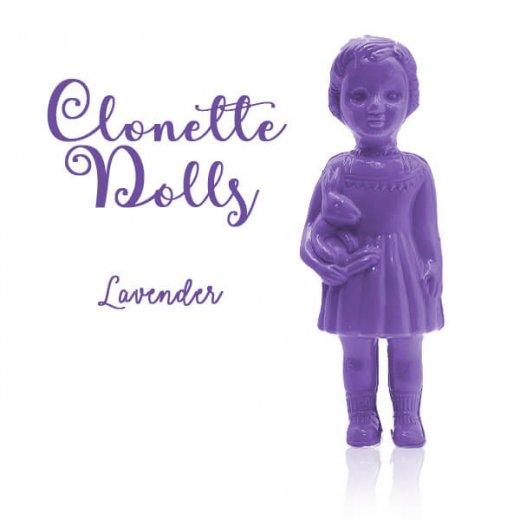 フランス クロネットドール clonette dolls【Lavender】