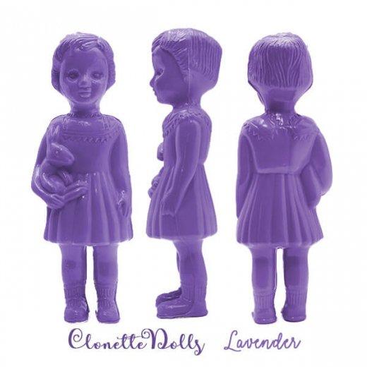 フランス クロネットドール clonette dolls【Lavender】【画像2】