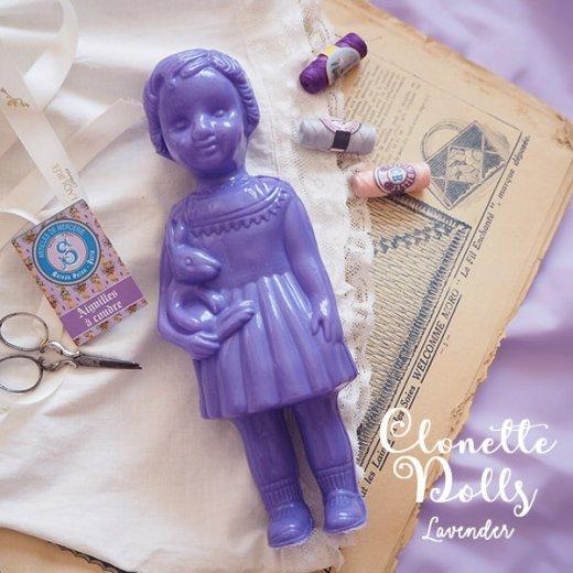 フランス クロネットドール clonette dolls【Lavender】【画像3】