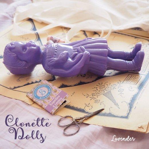 フランス クロネットドール clonette dolls【Lavender】【画像5】