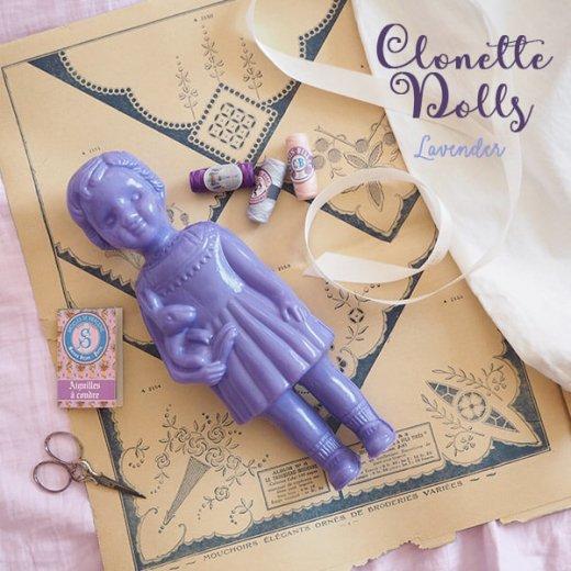 フランス クロネットドール clonette dolls【Lavender】【画像6】