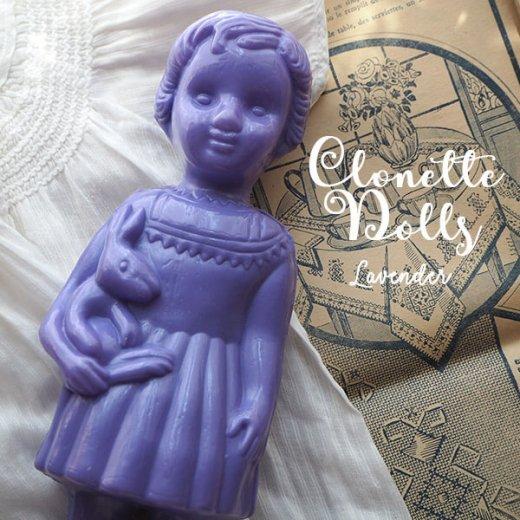 フランス クロネットドール clonette dolls【Lavender】【画像7】