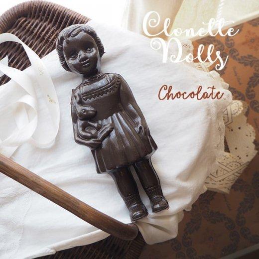 フランス クロネットドール clonette dolls【Chocolate】【画像3】