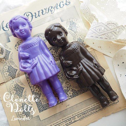 フランス クロネットドール clonette dolls【Chocolate】【画像9】