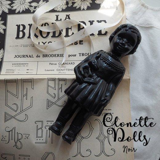 フランス クロネットドール clonette dolls【Noir】【画像7】