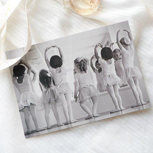 フランスポストカード(ballerine-F)【画像4】