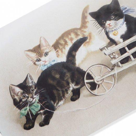 フランス ポストカード 猫 キャット (Bogie)【画像2】