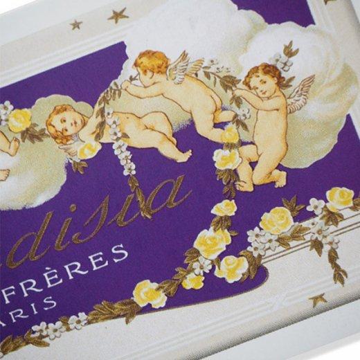 フランス ミニポストカード サボンアドカード (Paradisia PARIS)【画像4】