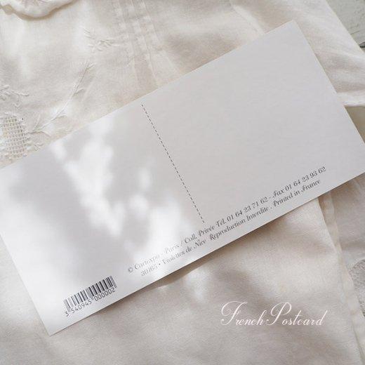 フランス ミニポストカード サボンアドカード (Violettes de NICE)【画像6】
