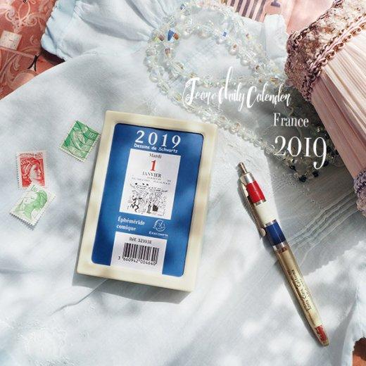 2019年 フランス日めくりカレンダー 入荷しました【画像2】