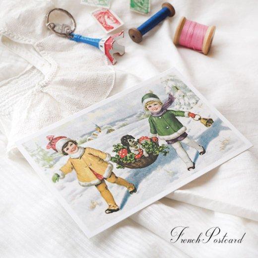 フランスポストカード ( Petit bonheur)【画像5】