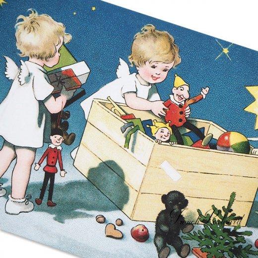 フランスクリスマス ポストカード (Recettes secretes B)【画像3】