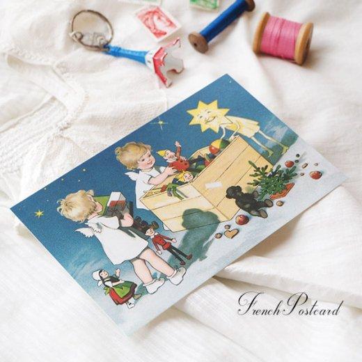 フランスクリスマス ポストカード (Recettes secretes B)【画像4】