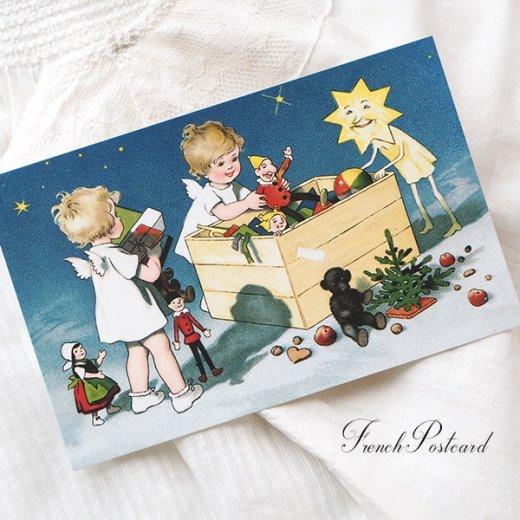 フランスクリスマス ポストカード (Recettes secretes B)【画像5】