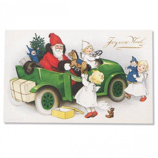 フランス クリスマス ポストカード (Joyeux Noel P)