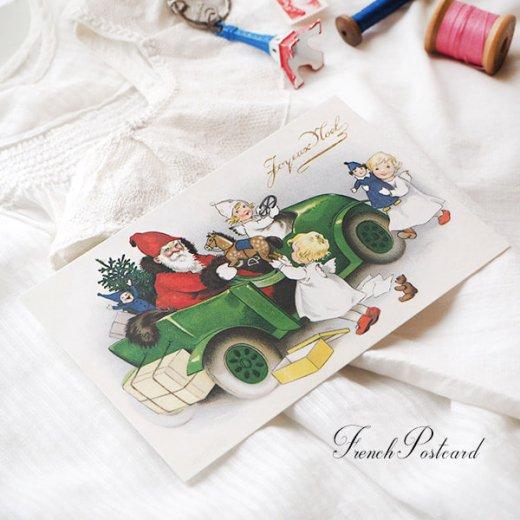 フランス クリスマス ポストカード (Joyeux Noel P)【画像5】