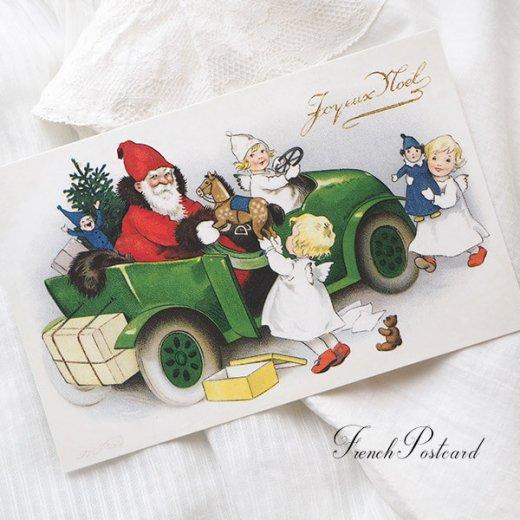フランス クリスマス ポストカード (Joyeux Noel P)【画像6】