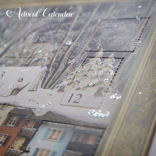 ドイツ クリスマス アドヴェントカレンダー【L】<ビクトリア朝>【画像2】