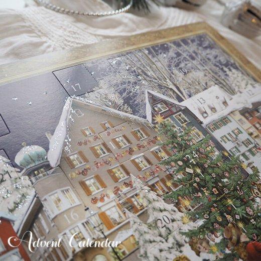 ドイツ クリスマス アドヴェントカレンダー【L】<ビクトリア朝>【画像5】