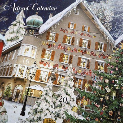 ドイツ クリスマス アドヴェントカレンダー【L】<ビクトリア朝>【画像6】