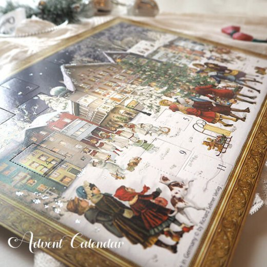 ドイツ クリスマス アドヴェントカレンダー【L】<ビクトリア朝>【画像7】