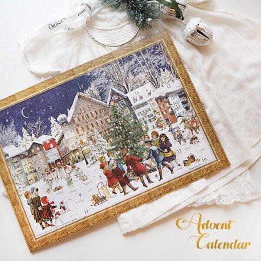 ドイツ クリスマス アドヴェントカレンダー【L】<ビクトリア朝>【画像8】